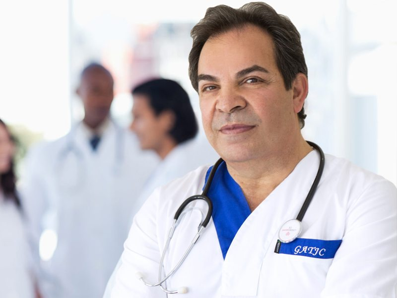Dott. Umberto Giacomo Tripodi - Direttore Sanitario