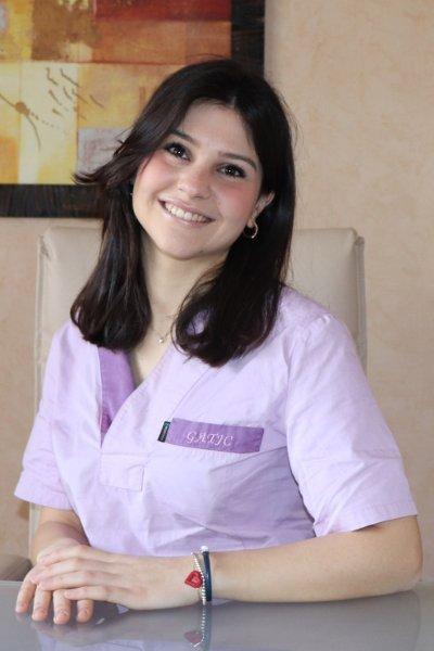 Dottoressa Chiara Giovinazzo