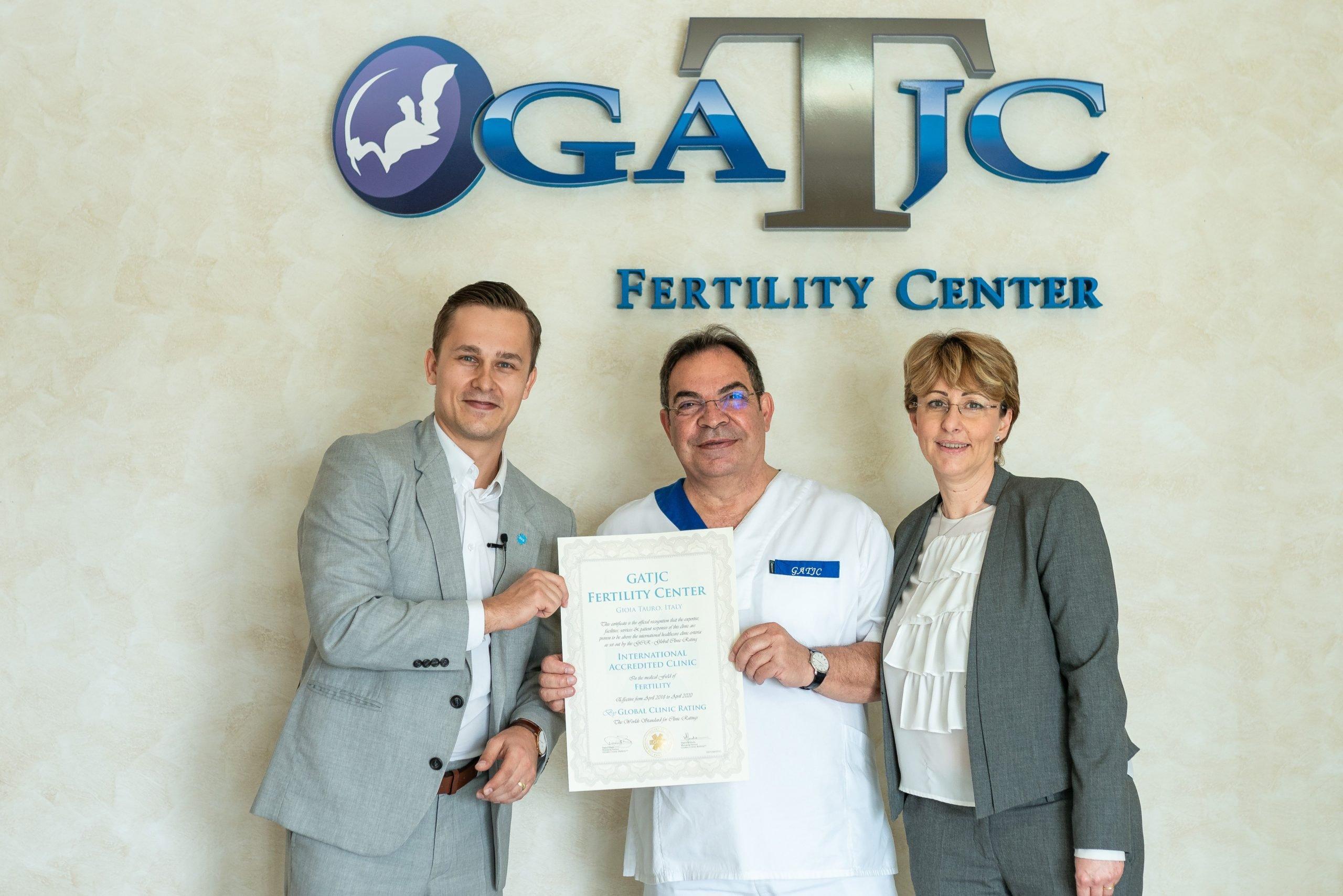 certificazione GCR